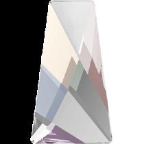 Swarovski Crystal Flatback Hotfix 2770 Wing Flat Back (6.00x3.50 mm) - Crystal Aurore Boreale (F) - 1440 Pcs