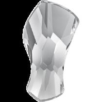 Swarovski Crystal Flat Back No Hotfix 2798Contour Flat Back (10 mm)- Crystal (F) - 144 Pcs