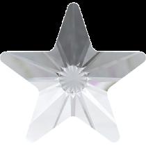 Swarovski Crystal Flat Back Hotfix 2816 Rivoli Star Flat Back (5mm) - Crystal (F) - 720 Pcs