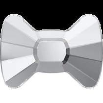 Swarovski Crystal Flat Back Hotfix 2858 Bow Tie Flat Back (6.00x4.50mm) - Crystal (F) - 240 Pcs