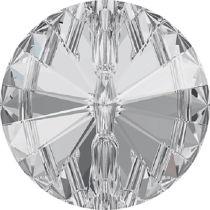 Swarovski Crystal 3015 Button- 27 mm- Crystal