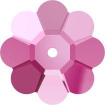 Swarovski MARGARITA Flower(3700)  -6mm Rose