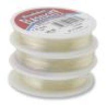 Beadalon Elasticity 1.0 mm Clear - 25mtr. roll