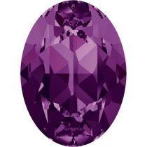 Swarovski Crystal Oval Fancy Stone4120 MM 8,0X 6,0 AMETHYST F