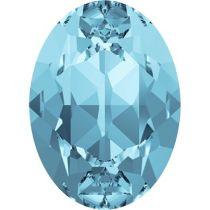 Swarovski Crystal Oval Fancy Stone4120 MM 8,0X 6,0 AQUAMARINE F