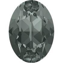 Swarovski Crystal Oval Fancy Stone4120 MM 25,0X 18,0 BLACK DIAMOND F