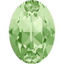 Swarovski Crystal Oval Fancy Stone4120 MM 8,0X 6,0 CHRYSOLITE F
