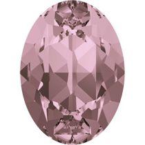 Swarovski Crystal Oval Fancy Stone4120 MM 6,0X 4,0 CRYSTAL ANTIQUPINK F