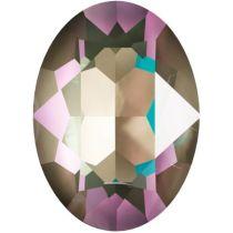 Swarovski Crystal Oval Fancy Stone4120 MM 18,0X 13,0 CRYSTAL ARMY GREEN DELITE