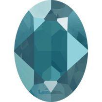 Swarovski Crystal Oval Fancy Stone4120 MM 18,0X 13,0 CRYSTAL AZURE BLUE_S