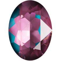 Swarovski Crystal Oval Fancy Stone4120 MM 18,0X 13,0 CRYSTAL BURGUNDY DELITE