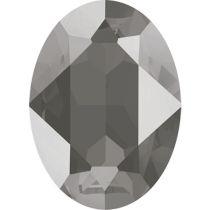 Swarovski Crystal Oval Fancy Stone4120 MM 18,0X 13,0 CRYSTAL DARK GREY_S