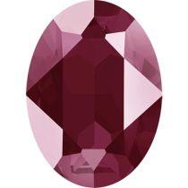 Swarovski Crystal Oval Fancy Stone4120 MM 18,0X 13,0 CRYSTAL DARK RED_S