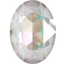 Swarovski Crystal Oval Fancy Stone4120 MM 18,0X 13,0 CRYSTAL LIGHT GREY_D