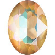 Swarovski Crystal Oval Fancy Stone4120 MM 18,0X 13,0 CRYSTAL OCHRE DELITE