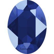 Swarovski Crystal Oval Fancy Stone4120 MM 18,0X 13,0 CRYSTAL ROYAL BLUE_S