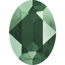 Swarovski Crystal Oval Fancy Stone4120 MM 18,0X 13,0 CRYSTAL ROYAL GREEN_S