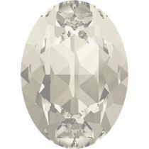 Swarovski Crystal Oval Fancy Stone4120 MM 6,0X 4,0 CRYSTAL SILVSHADE F