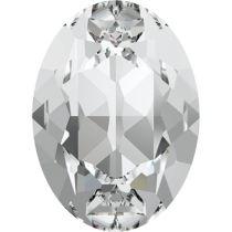 Swarovski  Oval Fancy Stone 4120 MM 8,0X 6,0 CRYSTAL F