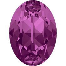 Swarovski Crystal Oval Fancy Stone4120 MM 8,0X 6,0 FUCHSIA F