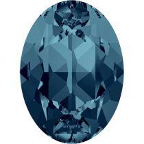 Swarovski Crystal Oval Fancy Stone4120 MM 14,0X 10,0 INDICOLITE F