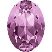 Swarovski Crystal Oval Fancy Stone4120 MM 18,0X 13,0 LIGHT AMETHYST F