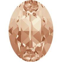 Swarovski Crystal Oval Fancy Stone4120 MM 8,0X 6,0 LIGHT PEACH F