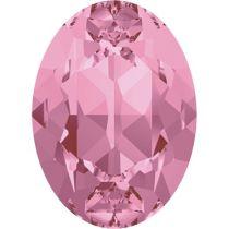 Swarovski Crystal Oval Fancy Stone4120 MM 18,0X 13,0 LIGHT ROSE F