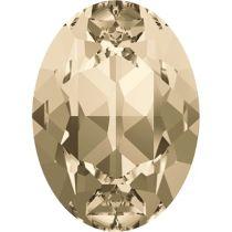 Swarovski Crystal Oval Fancy Stone4120 MM 18,0X 13,0 LIGHT SILK F