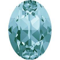 Swarovski Crystal Oval Fancy Stone4120 MM 8,0X 6,0 LIGHT TURQUOISE F