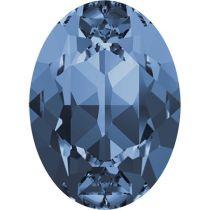 Swarovski Crystal Oval Fancy Stone4120 MM 8,0X 6,0 MONTANA F