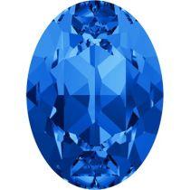 Swarovski Crystal Oval Fancy Stone4120 MM 18,0X 13,0 SAPPHIRE F