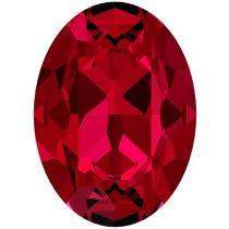 Swarovski Crystal Oval Fancy Stone4120 MM 25,0X 18,0 SCARLET F