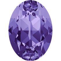 Swarovski Crystal Oval Fancy Stone4120 MM 6,0X 4,0 TANZANITE F
