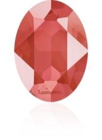 Swarovski Crystal Oval Fancy Stone4120 MM 18,0X 13,0 CRYSTAL LIGHT CORAL_S