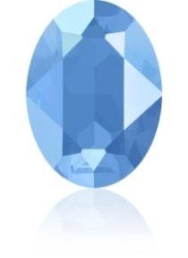 Swarovski Crystal Oval Fancy Stone4120 MM 18,0X 13,0 CRYSTAL SUMMER BLUE_S