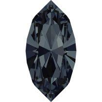 Swarovski Crystal Xillion Navette Fancy Stone4228 MM 15,0X 7,0 GRAPHITE F