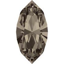 Swarovski Crystal Xillion Navette Fancy Stone4228 MM 15,0X 7,0 GREIGE F