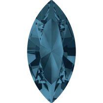 Swarovski Crystal Xillion Navette Fancy Stone4228 MM 15,0X 7,0 INDICOLITE F