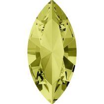 Swarovski Crystal Xillion Navette Fancy Stone4228 MM 8,0X 4,0 JONQUIL F
