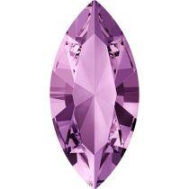 Swarovski Crystal Xillion Navette Fancy Stone4228 MM 4,0X 2,0 LIGHT AMETHYST F