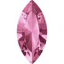 Swarovski Crystal Xillion Navette Fancy Stone4228 MM 15,0X 7,0 LIGHT ROSE F