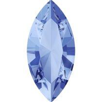 Swarovski Crystal Xillion Navette Fancy Stone4228 MM 15,0X 7,0 LIGHT SAPPHIRE F