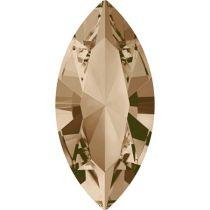 Swarovski Crystal Xillion Navette Fancy Stone4228 MM 15,0X 7,0 LIGHT SILK F