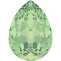 Swarovski Crystal Pear Fancy Stone4320 MM 8,0X 6,0 CHRYSOLITE OPAL F