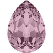 Swarovski Crystal Pear Fancy Stone4320 MM 8,0X 6,0 CRYSTAL ANTIQUPINK F