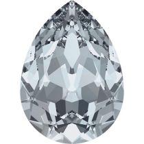Swarovski Crystal Pear Fancy Stone4320 MM 8,0X 6,0 CRYSTAL BLUE SHADE F