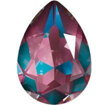 Swarovski Crystal Pear Fancy Stone4320 MM 14,0X 10,0 CRYSTAL BURGUNDY DELITE