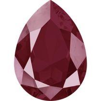 Swarovski Crystal Pear Fancy Stone4320 MM 14,0X 10,0 CRYSTAL DARK GREY