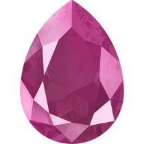 Swarovski Crystal Pear Fancy Stone4320 MM 14,0X 10,0 CRYSTAL PEONY PINK